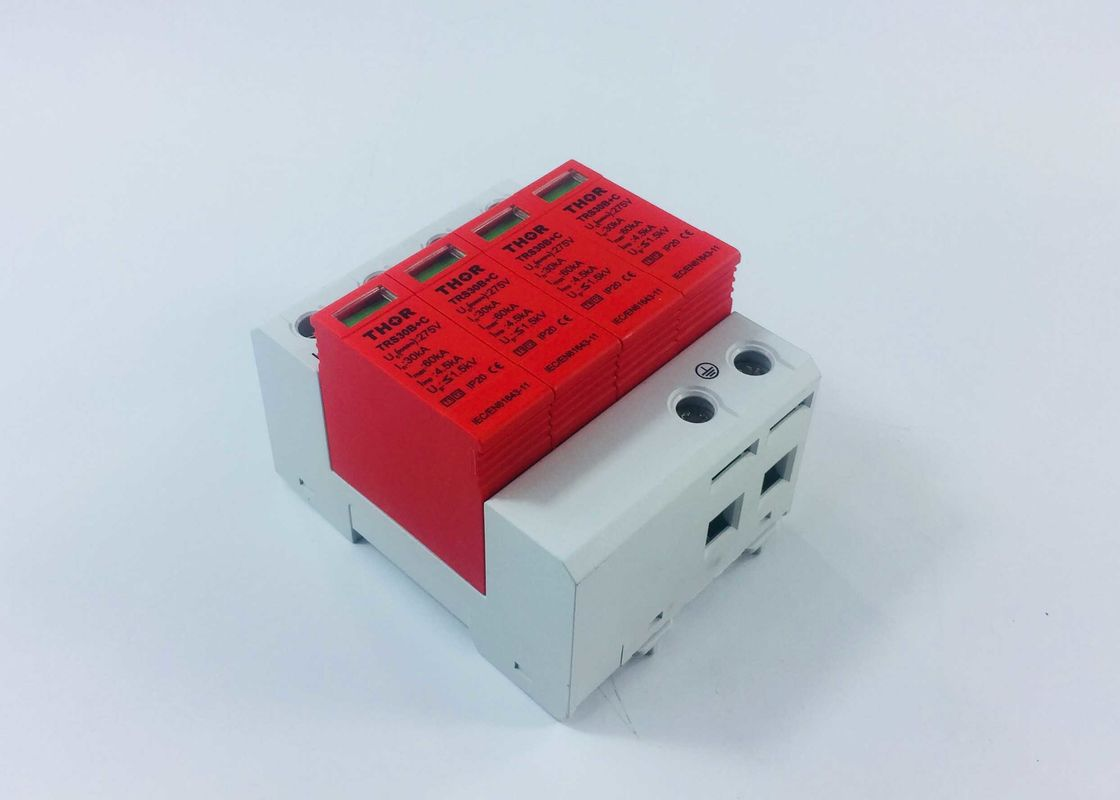 320V 30KA - 30KA Type 1 Surge Protection Device For Direct Lightning Strikes